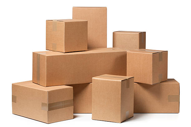 Cardboard boxes. Similar photographs from my portfolio: