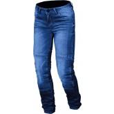 jeans voor op de motor